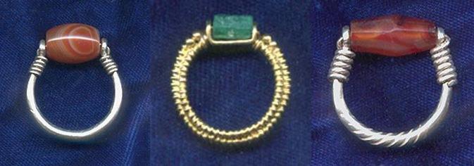 Stirrup rings